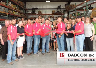 BabconRibbonCutting