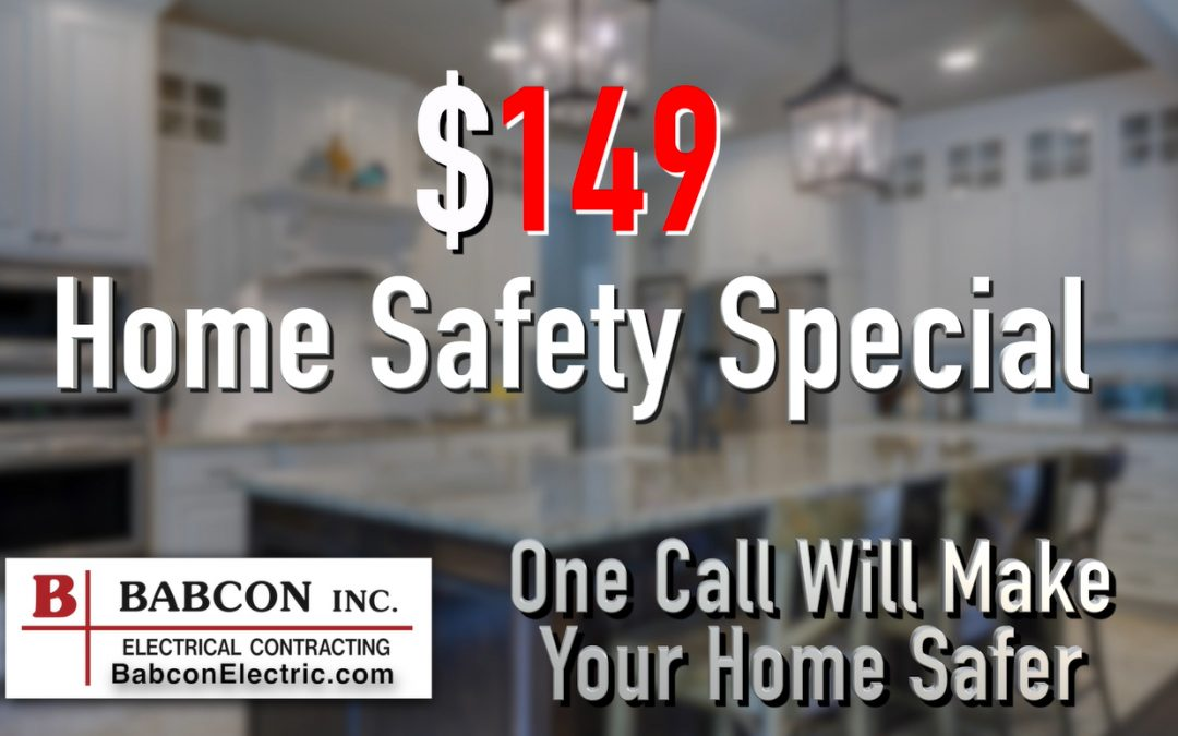 Babcon Electric Home Safety Special $149